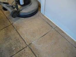 floor acid wash on ceramic tile