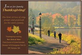 thanksgiving gratitude service nov 22 church of