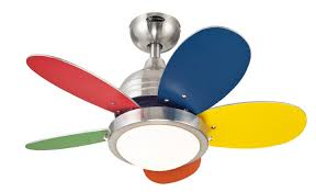 ceiling fan ideas terrific colorful ceiling fan design colorful