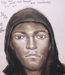 composite sketches of suspects wanted in robbery at 5161 san felipe