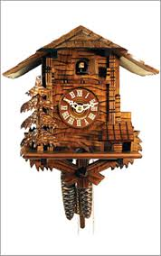 Blue Cuckoo Clock Typically Needed Parts For The Cuckoo Clock Repair Job Clockworks