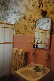 Pink And Gold Bathroom by Guest Bathroom Archives Feathers In Our Nest