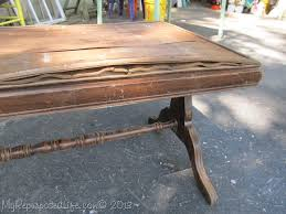 How To Make A Tabletop Out Of Reclaimed Wood by Hardwood Flooring As A Tabletop My Repurposed Life