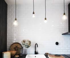 Industrial Light Fixtures For Kitchen with Deconstructed Lighting Fixtures For An Edgy Industrial Vibe