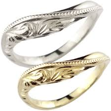 Hawaiian Wedding Rings by Ma38 Rakuten Global Market Hawaiian Jewelry Pairing Marriage