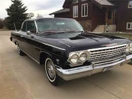 Cars For Sale Billings Montana by 1962 Chevrolet Impala Ss For Sale Classiccars Com Cc 977957