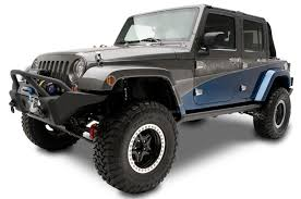 lowered 4 door jeep wrangler amp research 75122 01a powerstep running board for jeep wrangler