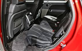 land rover sport interior 2014 range rover sport first look motor trend