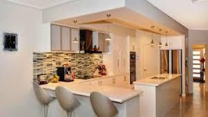 floating kitchen breakfast bar ideas also black granite countertop