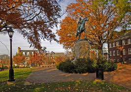 Holy Comforter Church Charlottesville Va Monument To General Stonewall Jackson Charlottesville Va