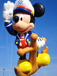 600 pounds is the gross weight of sailor mickey float in used in the