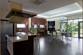 nice modern kitchens nice modern design of the modern interior design kitchen with