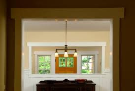 craftsman home interiors interior elements of craftsman style house plans bungalow company