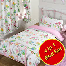 childrens cot bedding sets butterfly toddler bedding red baby