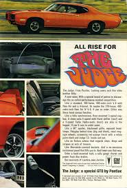 07 Gto Specs 1969 Gto The Judge Automotive Views