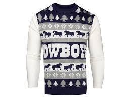 cowboys sweater styles dallas cowboys nfl s light up crew neck