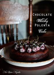 chocolate whisky cake gluten free nigella