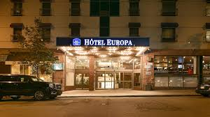 best western plus montreal downtown hotel europa montreal quebec