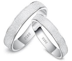 simple wedding bands couples simple wedding bands set matching gifts with brushed