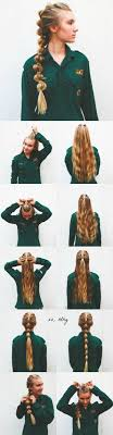 hair styles for viking ladyd how to hair girl the freedom tail viking hair for the modern lady