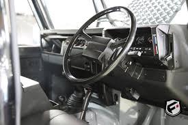 land rover series 3 custom 1984 land rover defender 110 fusion luxury motors