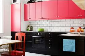pink kitchen ideas size of kitchen design colorful ideas with white green colors