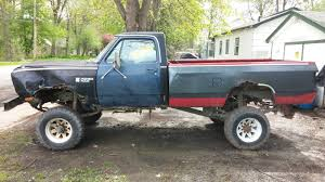 Dodge Dakota Mud Truck - 1986 dodge ram 1ton 4x4 mud truck