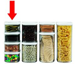 storage canisters for kitchen store clear kitchen storage canister 425ml