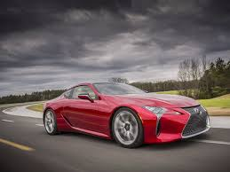 lexus new sports car lexus luxury lc 500 coupe at detroit auto show photos business