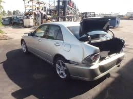lexus is200 year 2000 lexus is200 is300 left rear window regulator motor power 99 05