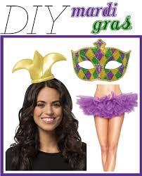 diy mardi gras costume