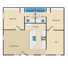 2 bedroom floorplans the apartments availability floor plans pricing