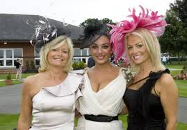bangor on dee racecourse ladies day and chester races family fun
