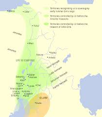 Babylonian Empire Map Third Dynasty Of Ur Wikipedia