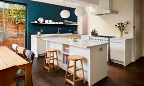 linear kitchen linear kitchens harvey jones