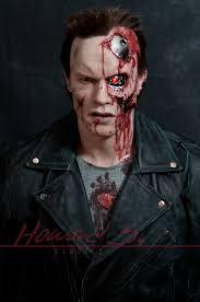 Terminator Halloween Costume 1 1 U002784 Terminator Arnold Bust Final Pics Pg 3 3