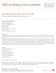 the boutique real estate group