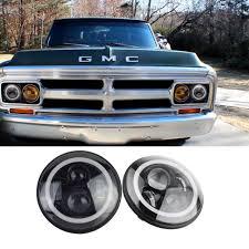 hid lights for classic cars cars with halo headlights www lightneasy net