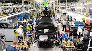 lexus manufacturer japan the new york times visits the lexus es 350 manufacturing plant in