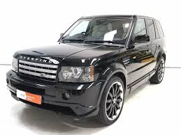 used range rover for sale used black land rover range rover sport for sale derbyshire