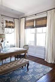 Dining Room Window Treatments Ideas Dining Room Window Treatment Photo Of Exemplary Dining Room Window