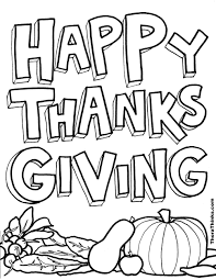 free thanksgiving coloring pages crafts tags thanksgiving