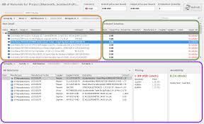 bom catalog online documentation for altium products