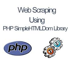 tutorial php web easy web scraping using php simple html dom parser library web data