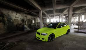 green bmw it u0027s not easy being green custom irie green 1m coupe