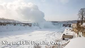 niagara falls frozen 2015