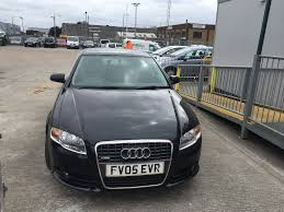 2005 audi a4 s line 2 0 diesel manual 6 gears good engine and