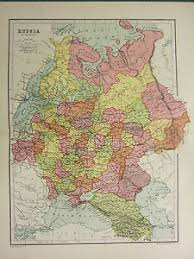 minsk russia maps 1904 antique map russia in europe noronej minsk poland finland