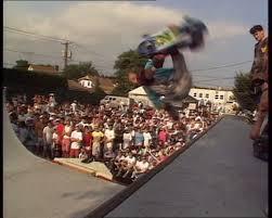 Backyard Skateboarding Skater Youth Subculture Usa 1989 Sd Stock Video 788 811
