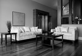 living room interior design ideas with black white wall and waplag